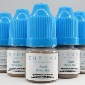 CHROMA Janet pigment